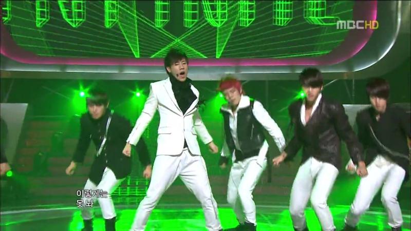 110122   Infinite - BTD   Music Core