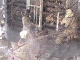 Пожар по адресу Ул. Транспортная, 25.