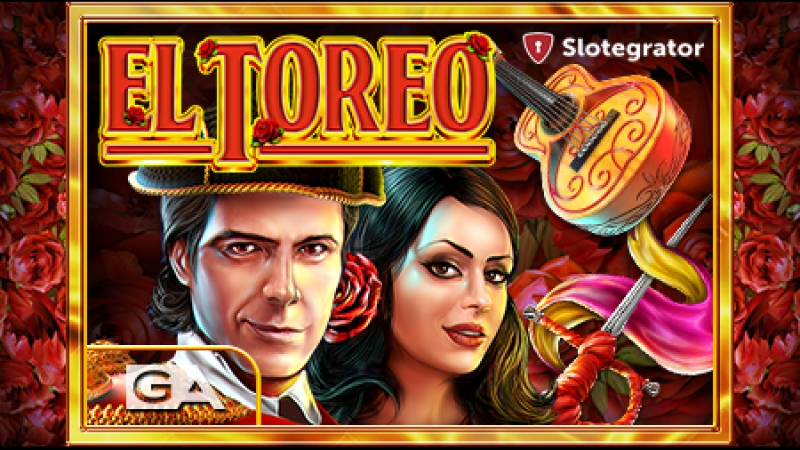 El Toreo slot from GameArt