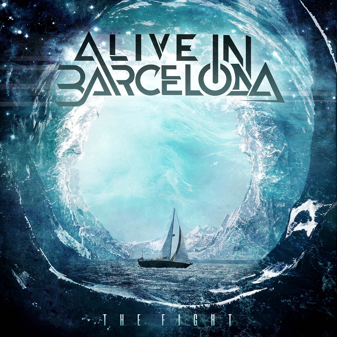 Alive in Barcelona - The Fight [single] (2018)