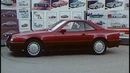 1989 Mercedes SL R129 development