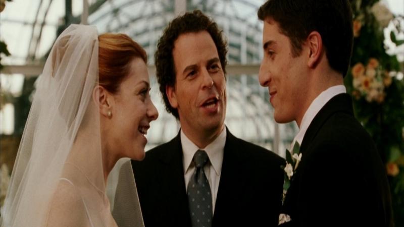 Фильм Джесси Дилана Американский пирог 3 Свадьба 2003