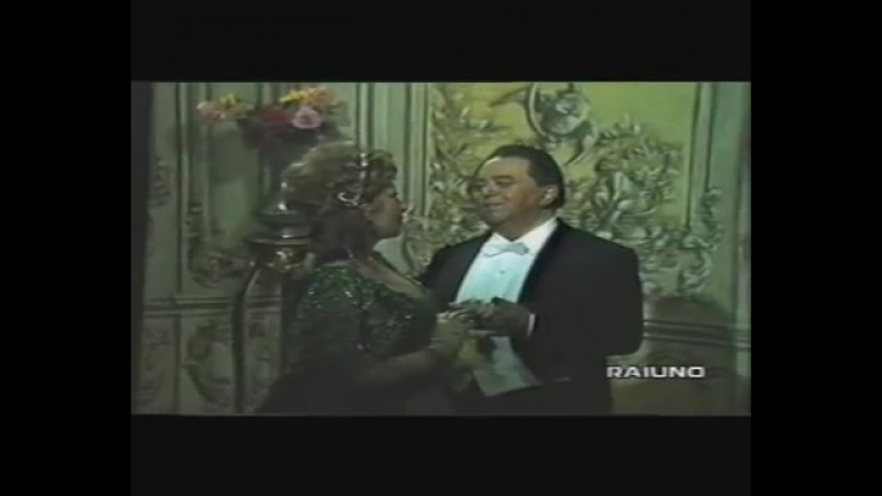Ferruccio Tagliavini Amor ti vieta Fedora