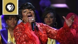 Kirk Franklin on Shirley Caesar, who performs