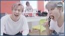 [Озвучка by Cara Linne][BANGTAN BOMB] Eat Jin @ BANGTAN BOMB - BTS (방탄소년단)