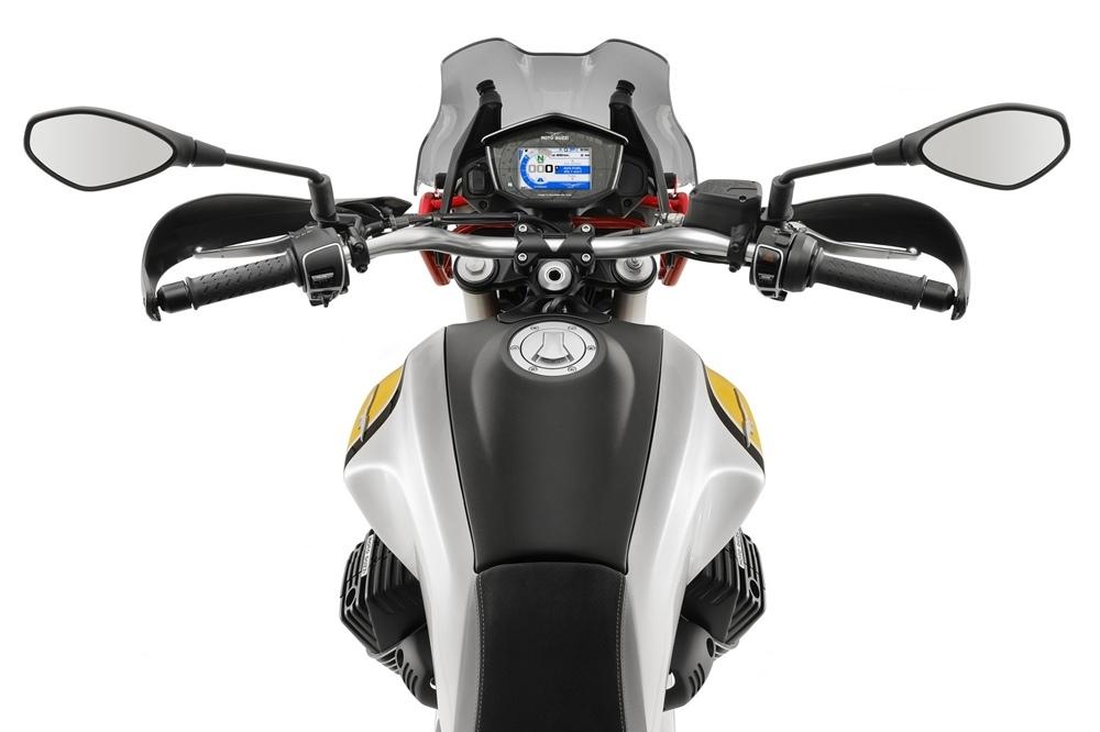 Турэндуро Moto Guzzi V85 Tutto Terreno