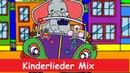 Mana Banana Kinderlieder Mix mit Rufus Rüssel Superstar und seinen Freunden Sing mit Yleekids