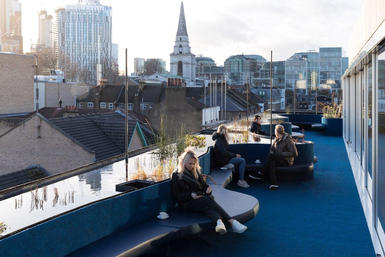 Selgas Cano/ Реконструкция «Second Home» в восточном Лондоне