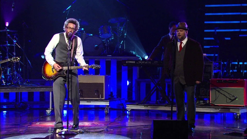 MercyMe and David Crowder - All of Creation and How He Loves