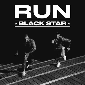 RUN. Black Star