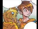 Raf y sulfus comic