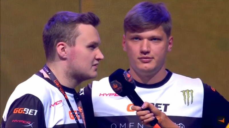 S1mple interview after winning Team BIG