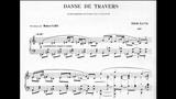 Erik Satie ~1897~ Danse de Travers