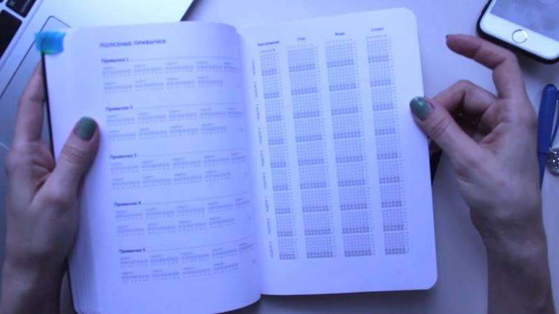 Эффективное планирование. Обзор Agile-ежедневника Космос Катерины Ленгольд. Обзор Дарьи Мальчик