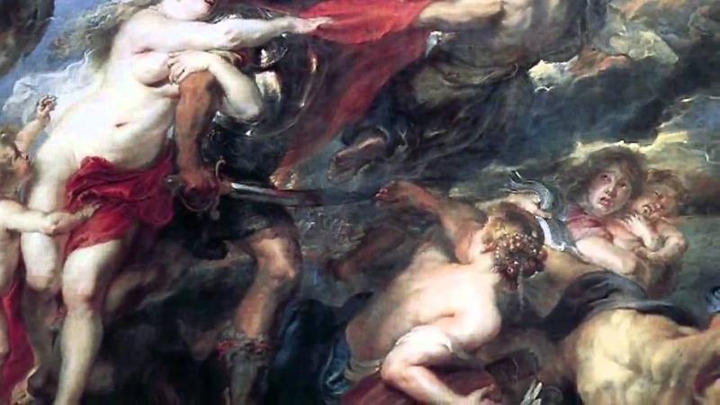 Рубенс, «Последствия войны»