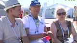 Бывший футбольный арбитр и страстный болельщик Дмитрий Фомин в 96 лет осуществил свою мечту