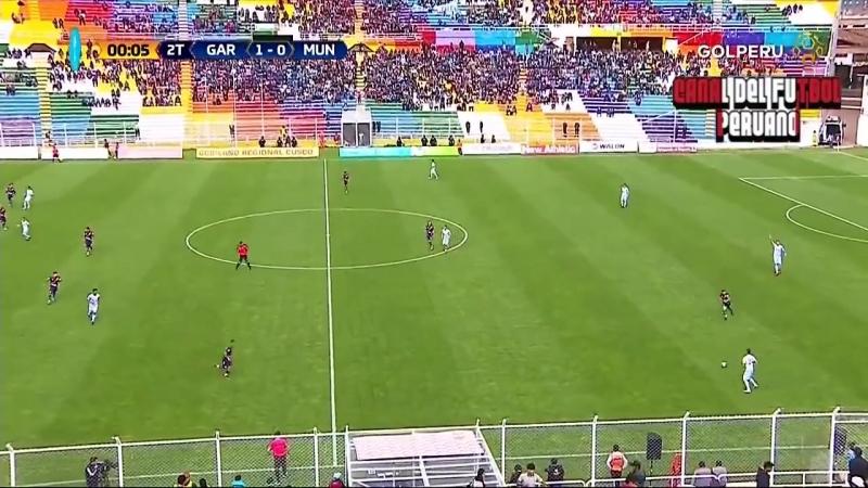 Перу 2018 Верано В2 09 02 18 Реал Гарсиласо ДепортивоМунисипаль 5 1