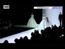 #ВТЕМЕ Алена Шишкова прошлась по подиуму в свадебном платье - скоро свадьба