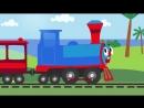 Песенки для детей - Синий Трактор - Далеко и близко - обучающая песня для детей_HD.mp4