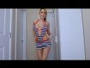 Katie Banks (порно секс эротика попка booty anal анал сиськи boobs brazzers)