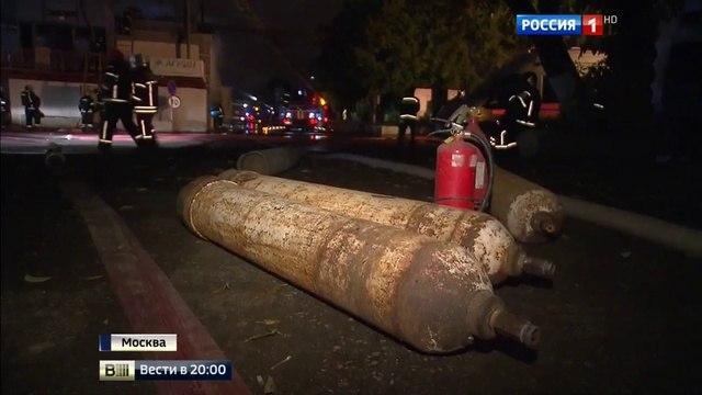 Вести в 20:00 • Спасли ценой собственной жизни: погибшие сотрудники МЧС предотвратили более страшный пожар