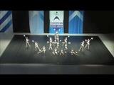 Cheerleading .Senior Pom Russian Federation Neo Dance.