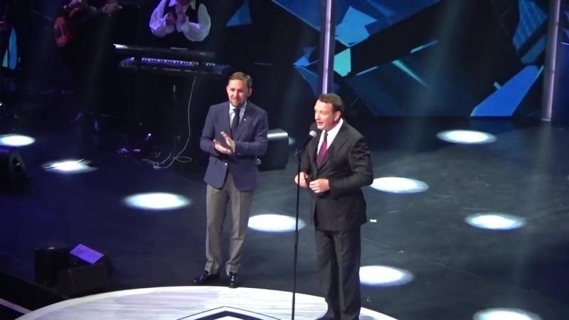 Марат Башаров: Спасибо, что пригласили татарина на Кубок Гагарина