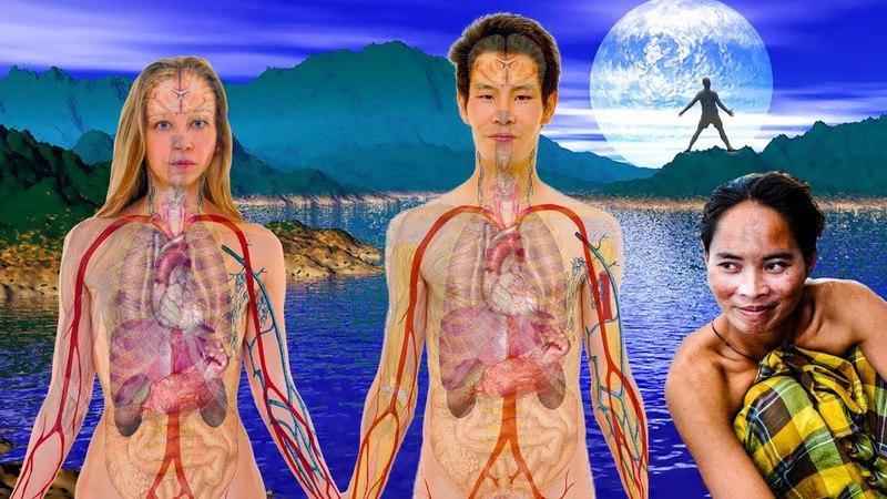 Эволюция человека продолжается! Морские цыгане Баджо, тибетцы и эволюционная адаптация к гипоксии.