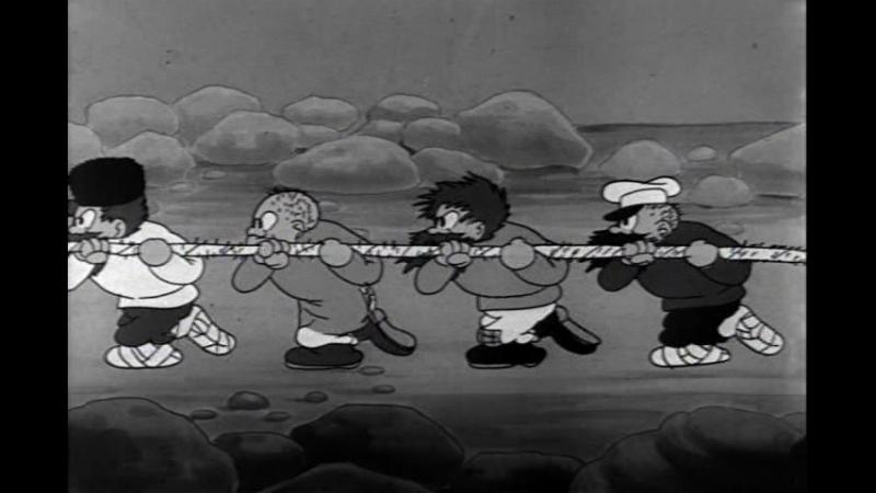 1933-05-13 {MM} Wake Up The Gypsy In Me {DVD} [ЖИВОВ][ОШУРКОВ][2x2][MVO][ENG]