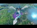 Fortnite MEMS Frostwing glider