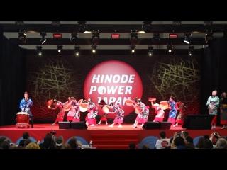 2017 Хинодэ/2017 Hinode Кисэки-но Хана (Ханагаса)