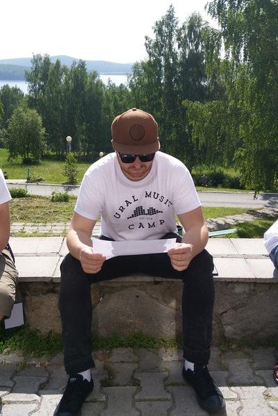 Антон Парчевский