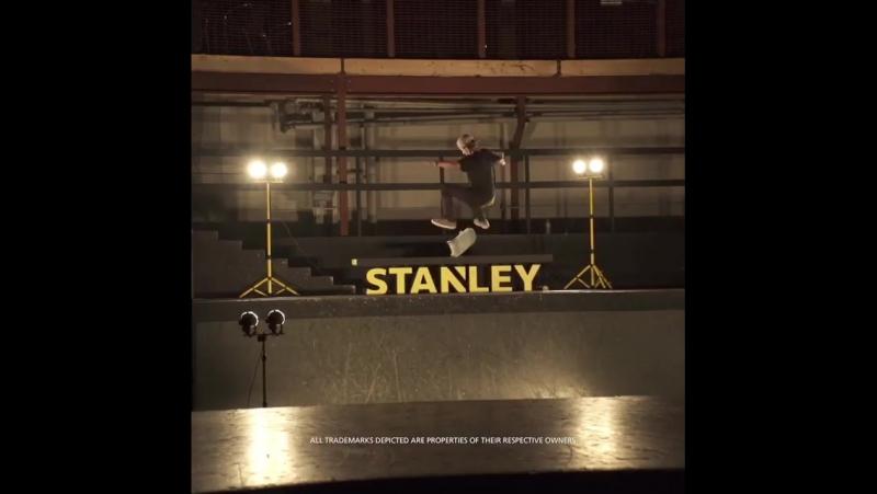 Stanley Dew Tour skate