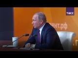 Путин — о ротации кадров в правоохранительных органах