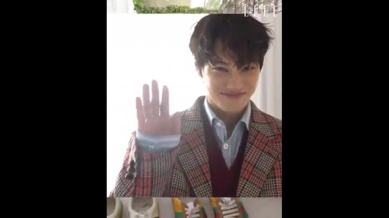 180531 ellekorea instagram update[SNS]