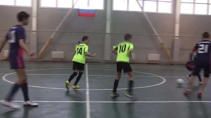 полуфинал Кимры-Талдом 1 тайм