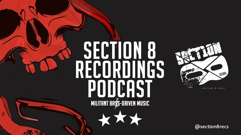 Pareidolia - Section 8 Podcast 13 [Section 8 - Darkstep]