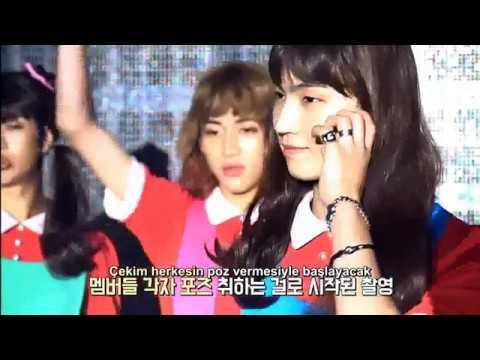 GOT7ın Kız Grubu Dans Sahnesi Hazırlıkları