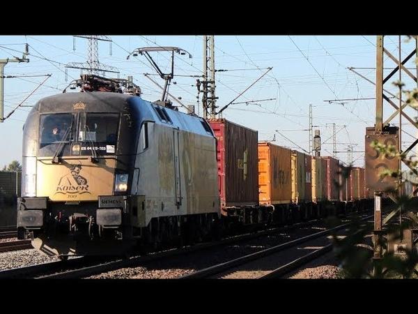 Bahnverkehr in Niedersachsen - 241