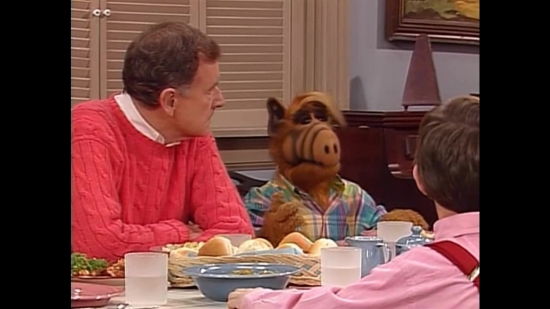 Alf Quote Season 4 Episode 5_Альф и Вилли