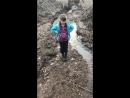 Бросаем камни в ручей