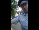 Полицейский ДПС Новочебоксарска беспредел