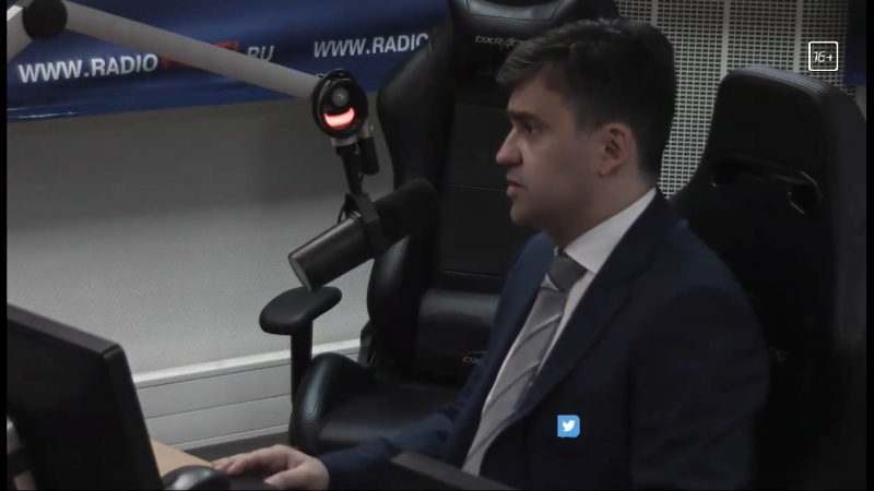 Станислав Воскресенский в эфире радио Вести FM о том, что такое работа губернатора