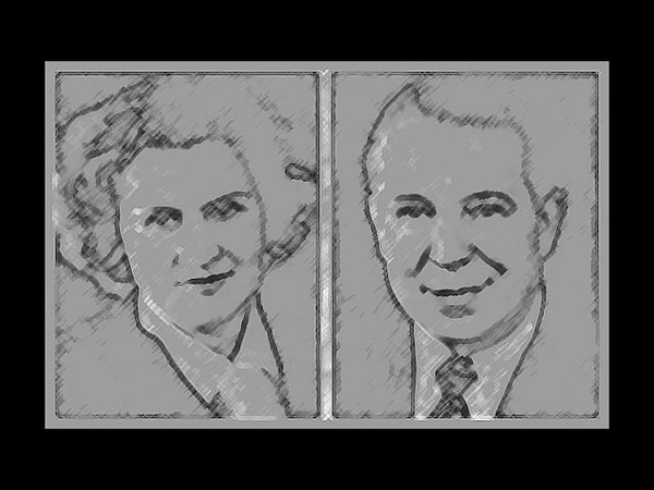 Дуэт Яринки и Андрейки Борис Александрович Александров оперетта Свадьба в Малиновке акт 2