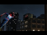 Marvel's Spider-Man трейлер грядущего DLC