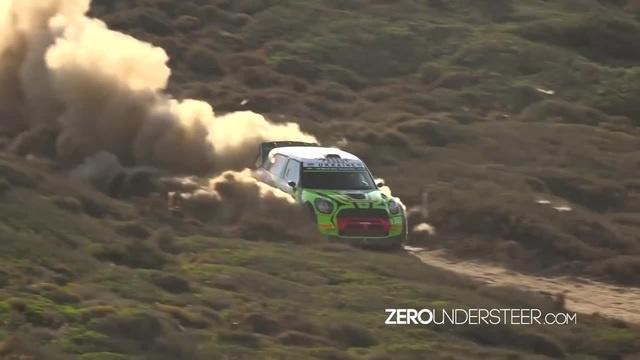 Rallye Italia Sardegna Jumps drifts max attack