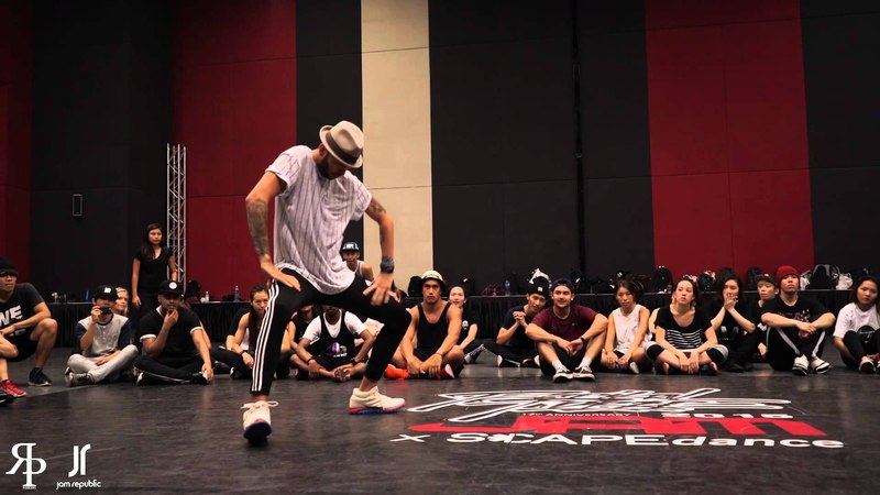 Short Version   Laurence Kaiwai   Thinking About It by Tia London   Summer Jam Dance Camp
