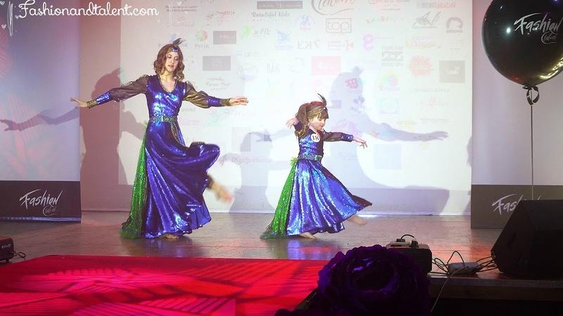 2vice mini miss Москвина Лиза (танец)Fashiontalent