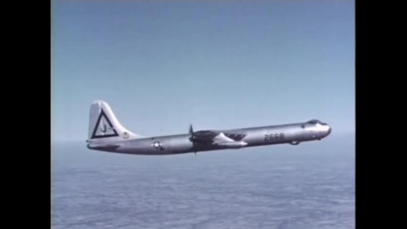 Полёт сквозь время - Американские тяжелые бомбардировщики