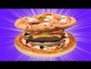 Этот микс из пиццы и чизбургера покорил Интернет!